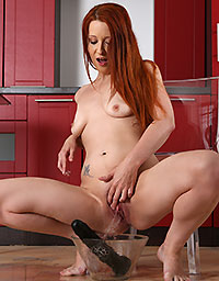 Puffy Network Model Pissing in the Kitchen