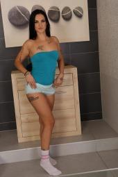 Wetting Her Panties #2