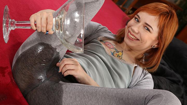Porn Video Redhead Piss Tasting